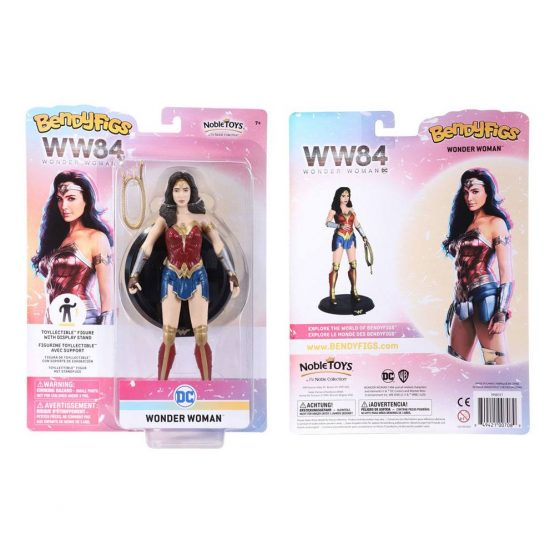Wonder Woman Bendyfig Figura