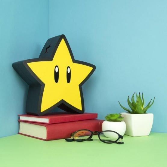 Super Mario lámpa