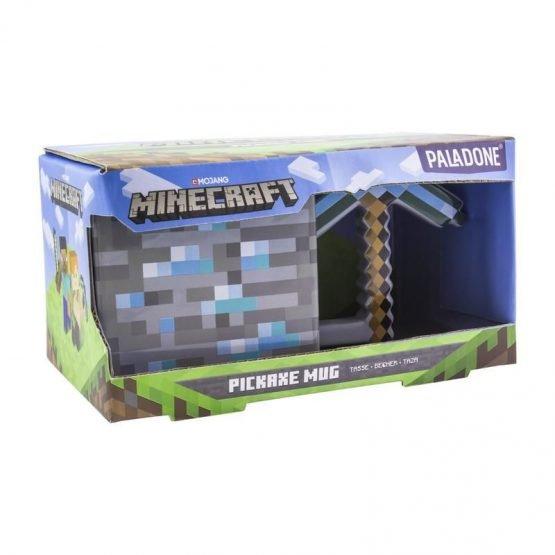 Minecraft Bögre Gyémánt Csákány