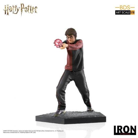 harry potter szobor