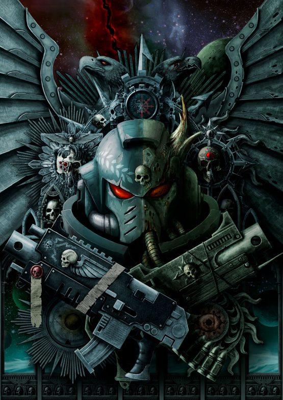 Warhammer 40k puzzle