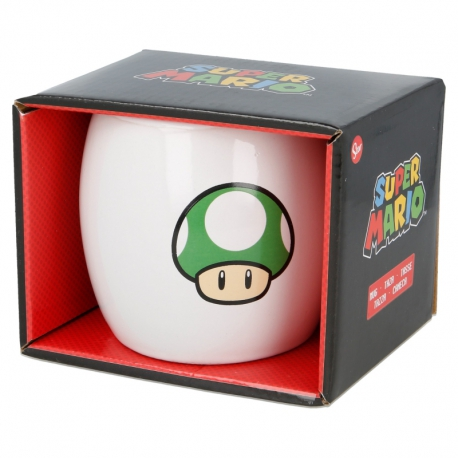 Super Mario Gomba Bögre