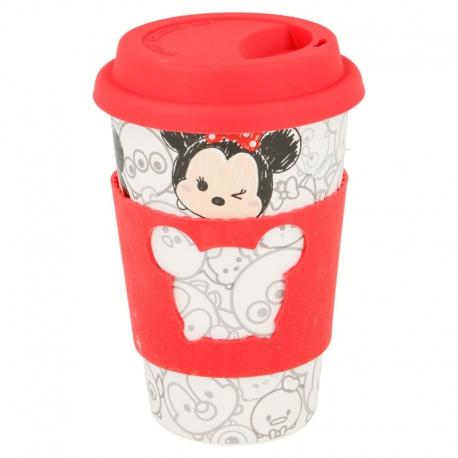 Disney Utazó Bögre (Minnie & Stitch)