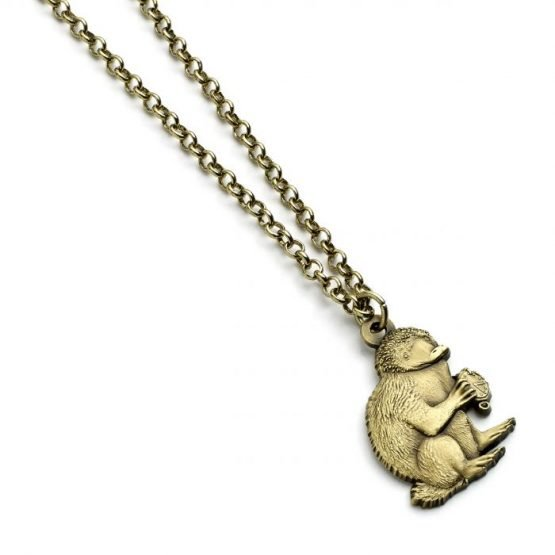 Fantastic Beasts Niffler medál nyaklánc