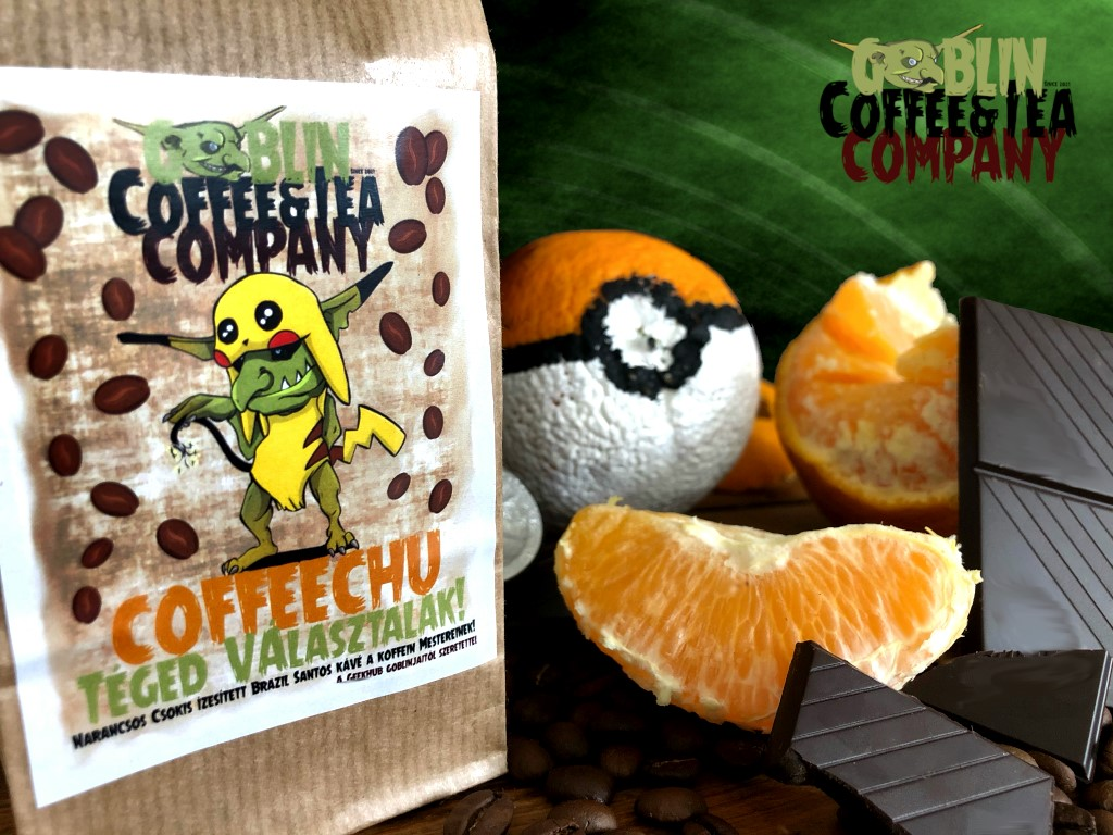 csokis narancsos kávé goblinkv
