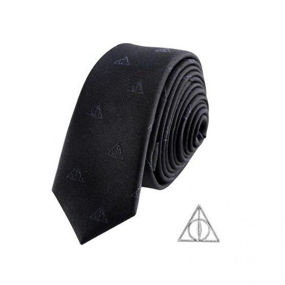 Harry Potter Deathly Hallows Nyakkendő (Deluxe Edition)