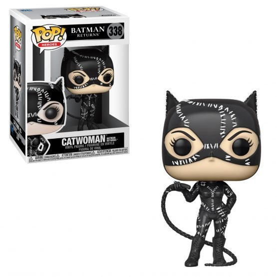 Funko POP! DC Batman Returns: Catwoman Figura
