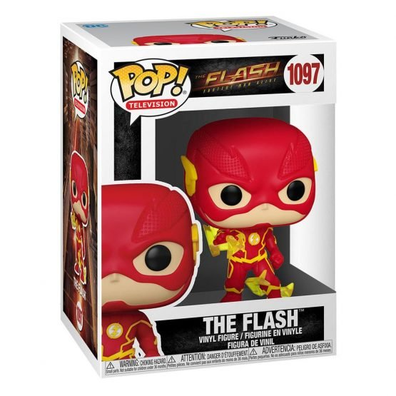 Funko POP! DC Comics The Flash