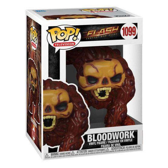 Funko POP! DC The Flash: Bloodwork
