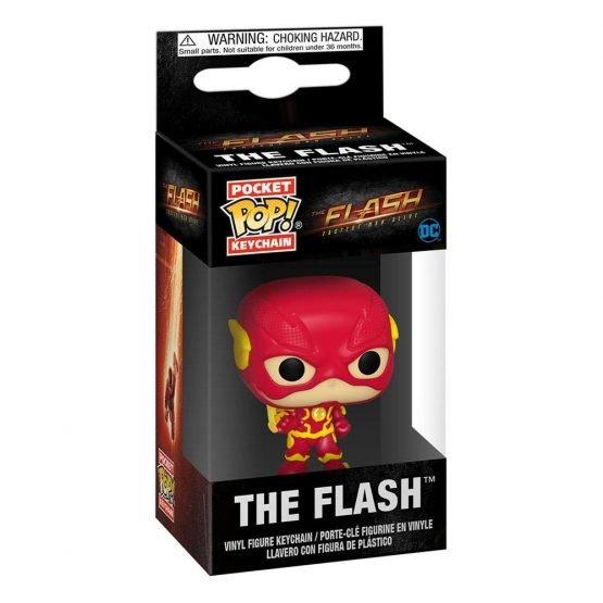 Funko Pocket POP! The Flash Kulcstartó