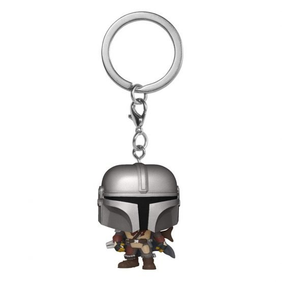 Funko Pocket POP! Star Wars The Mandalorian Kulcstartó