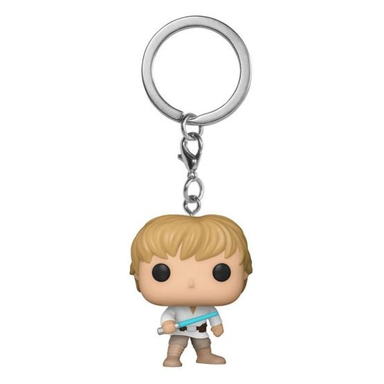 Funko Pocket POP! Star Wars Luke Skywalker Kulcstartó