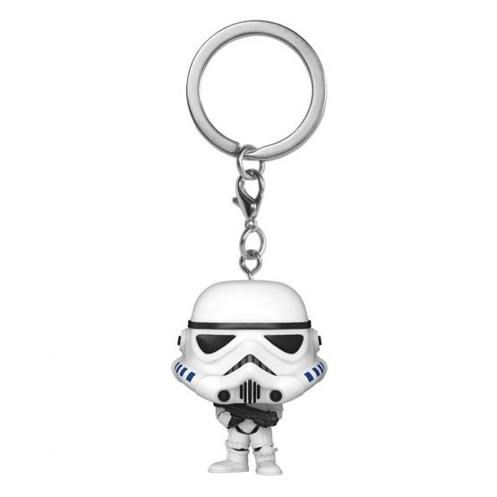 Funko Pocket POP! Star Wars Stormtrooper Kulcstartó