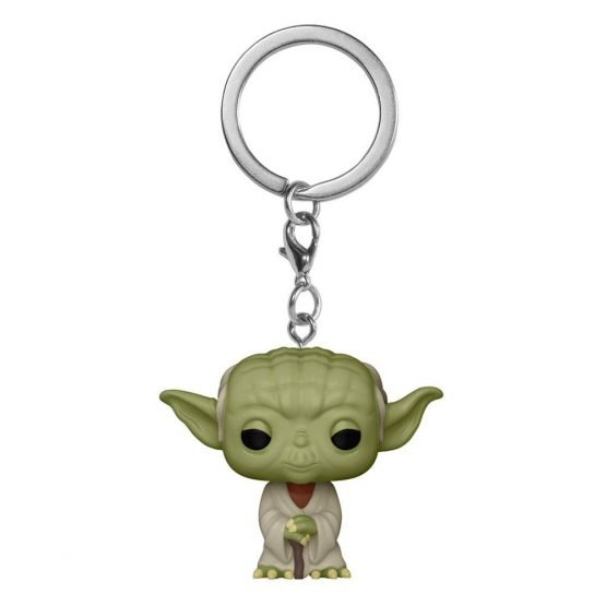 Funko Pocket POP! Star Wars Yoda Kulcstartó