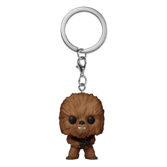 Funko Pocket POP! Star Wars Chewbacca Kulcstartó