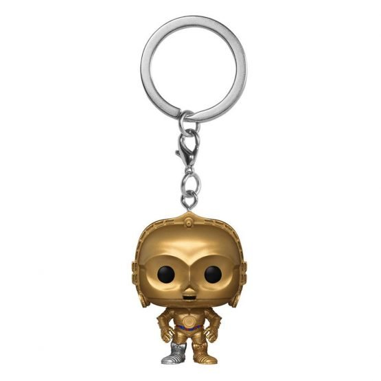 Funko Pocket POP! Star Wars C-3PO Kulcstartó