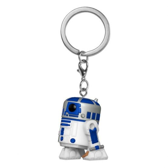 Funko Pocket POP! Star Wars R2-D2 Kulcstartó