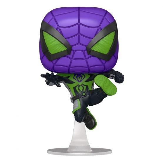 Funko POP! Marvel Miles Morales Purple Suit Figura