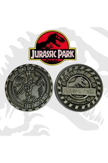 Jurassic Park Gyűjthető Érme Mr DNA Limitált Kiadás