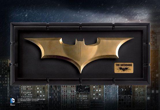 DC Comics A Sötét Lovag: Felemelkedés - Batman The Dark Knight Rises - Batarang