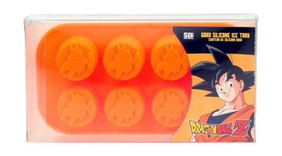 Dragon Ball - Jégkocka & Csoki Szilikon Öntőforma