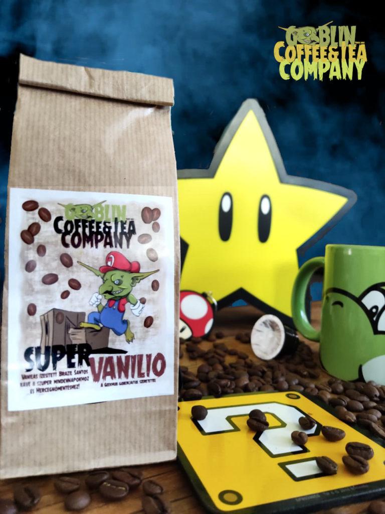 vaniliás kávé goblinkv