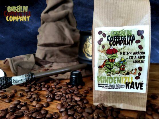 Mindenizű kávé - goblinkv