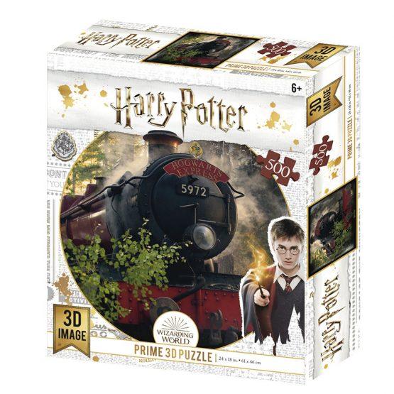 Harry Potter Puzzle - Roxfort Expressz (Hogwarts Express)