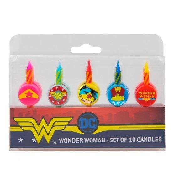 DC Comics Wonder Woman Tortagyertya Készlet