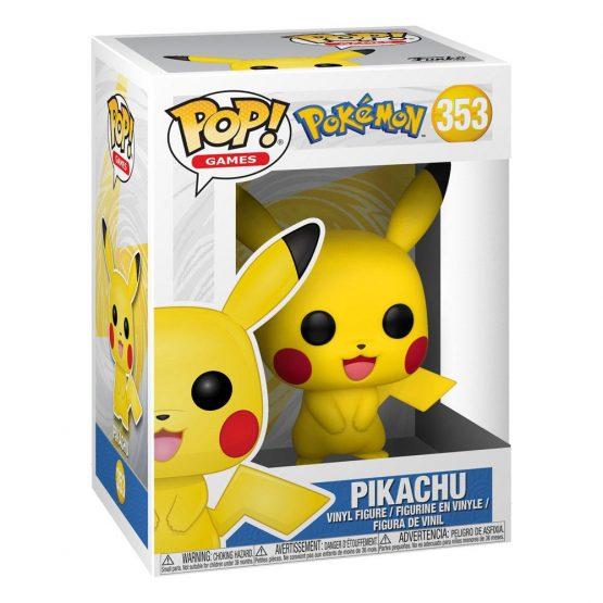 Funko POP! Pokemon - Pikachu