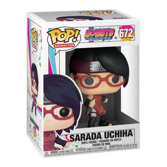 Funko POP! Boruto - Sarada Uchiha