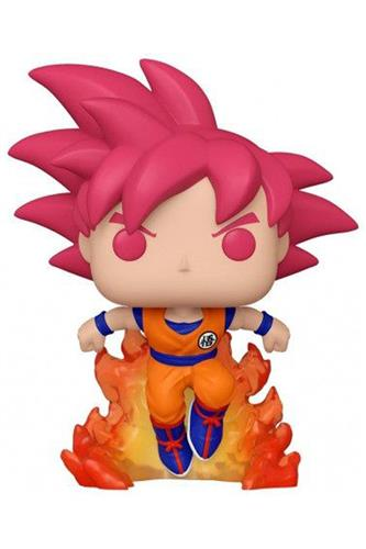 Funko POP! Dragonball: Super Saiyan God Goku