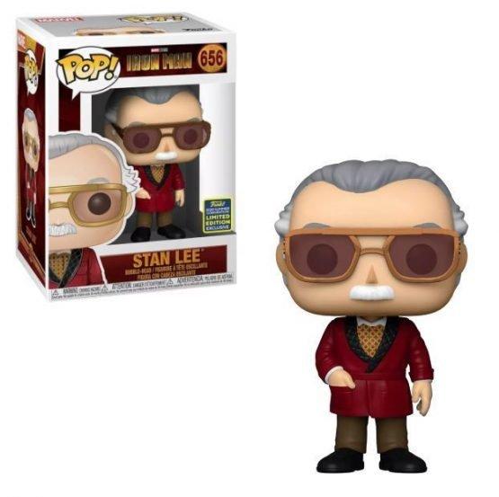 Funko POP! Marvel Stan Lee Iron Man Summer Convention figura