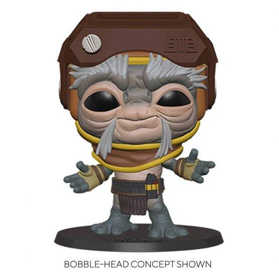 Funko POP! Star Wars: Babu Frick Figura 25cm