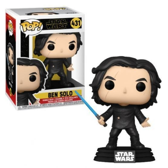 Funko POP! Star Wars: Ben Solo Figura