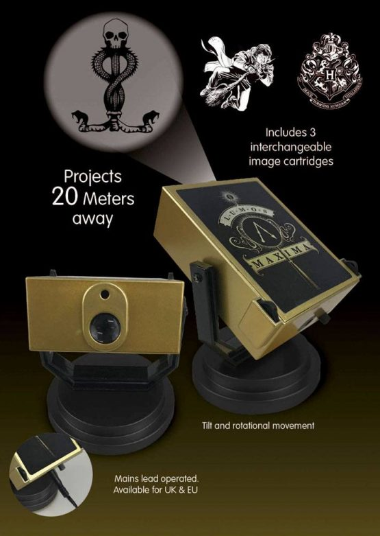 Harry Potter Projektor Lumos Maxima