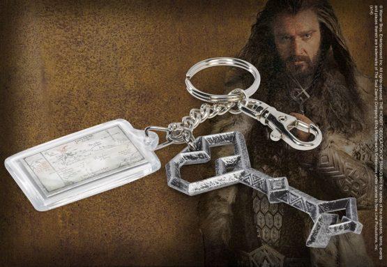 Gyűrűk Ura - A Hobbit Thorin Kulcsa - Kulcstartó