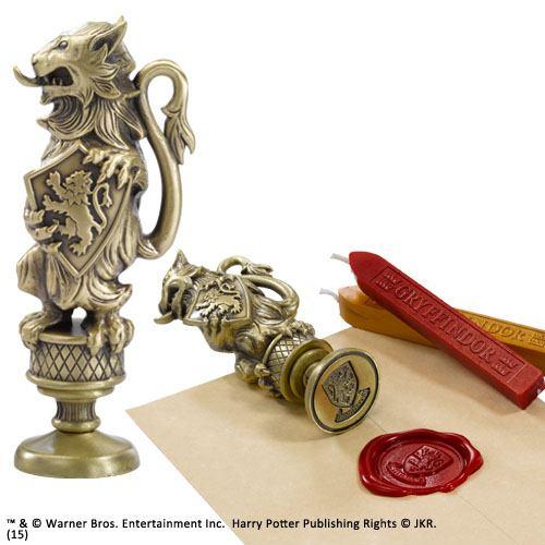 Harry Potter Griffindor Pecsétnyomó és Viasz