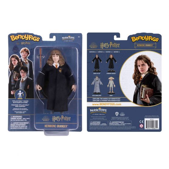 Harry Potter Hermione Granger Bendyfig Figura