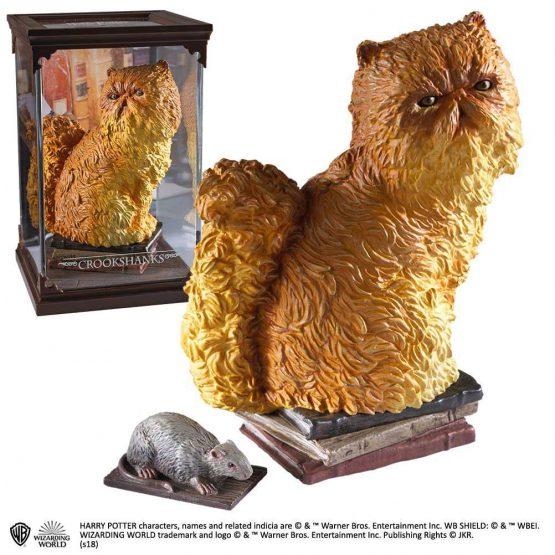 Harry Potter Csámpás (Crookshanks) Szobor 18 cm