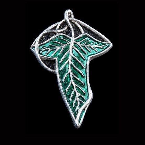 Gyűrűk Ura - Lord of the Rings Hűtőmágnes (Elven Leaf)