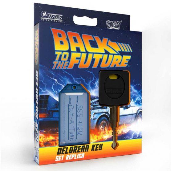 Vissza a Jövőbe (Back to The Future) - DeLorean Kulcs Replica