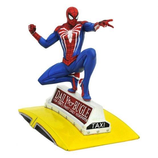 Marvel: Spider-Man on Taxi - Szobor