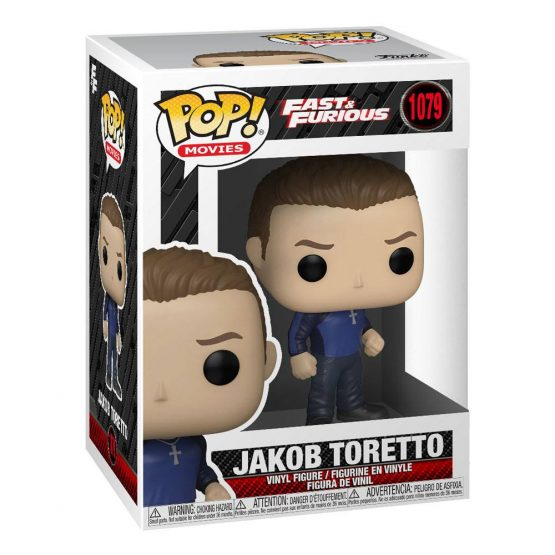 Funko POP! Halálos Iramban - Fast & Furious: Jacob Toretto