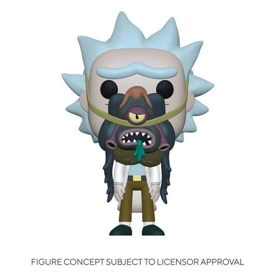 Funko POP! Rick & Morty - Rick & Glorzo