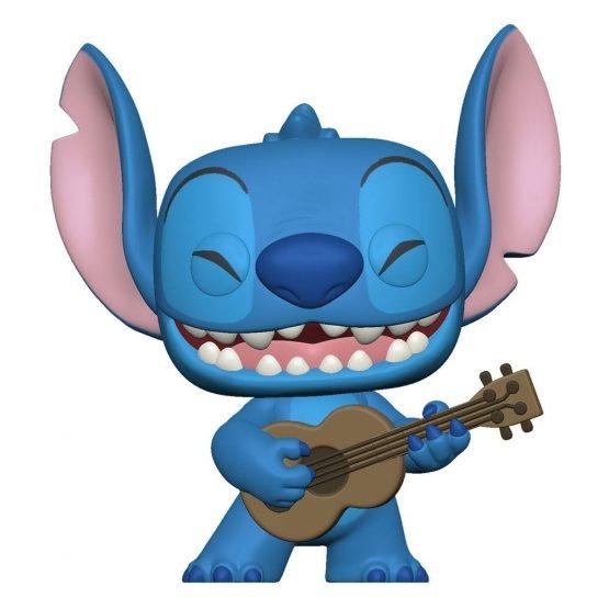 Funko POP! Disney: Lilo & Stitch - Stitch w Ukelele