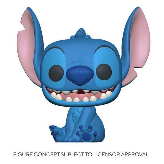 Funko POP! Disney: Lilo & Stitch - Stitch (Seated)