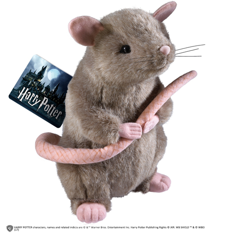 Harry Potter Plüss - Makesz (Scabbers)