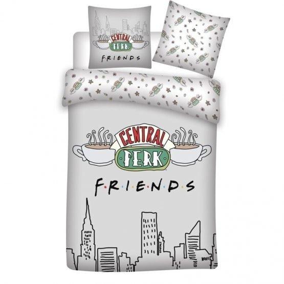 Jóbarátok Friends Ágynemű Central Perk