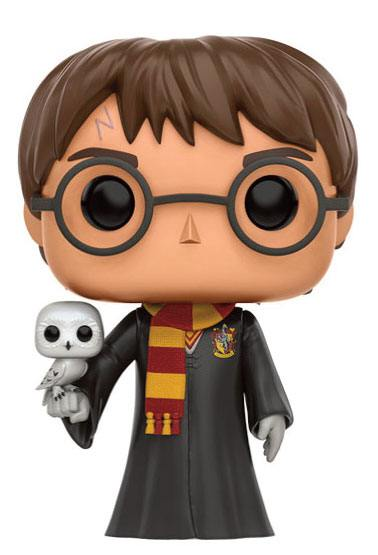 Funko POP! Harry Potter with Hedwig